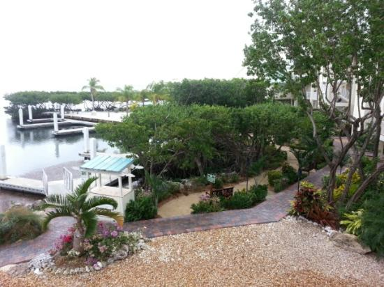 MB at Key Largo: Room view
