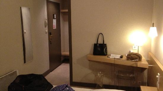 Hotel Gambetta : Notre chambre