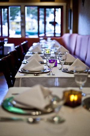 Saffron Indian Bistro: Ala Carte Dinner