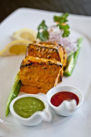 Saffron Indian Bistro: Fish Tikka