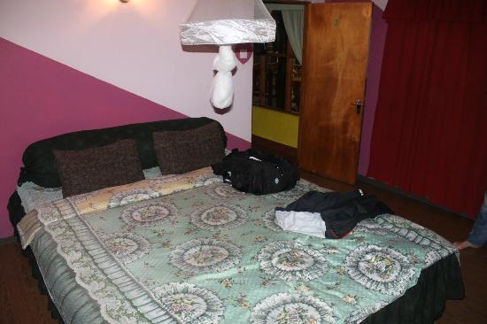 King Fern Cottage: Unser Zimmer