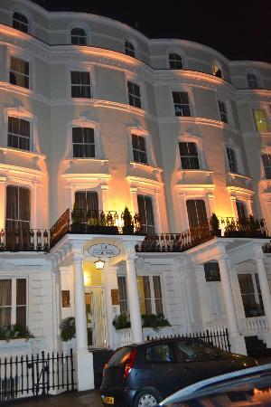 إس أو هايد بارك هوتل: hotel the hyde park 