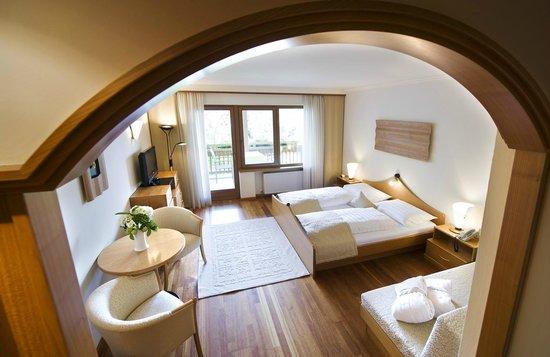 Hotel Spitaler: Geräumige Komfortzimmer