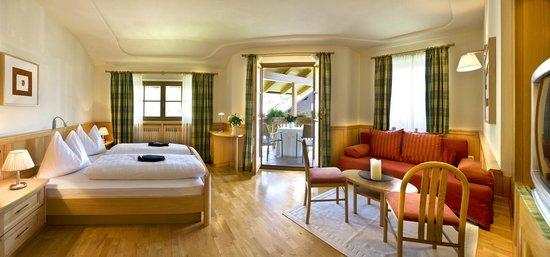 Hotel Spitaler: Erkerzimmer