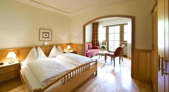 Hotel Spitaler: Appartmentzimmer mit getrennten Wohn- und Schlafraum
