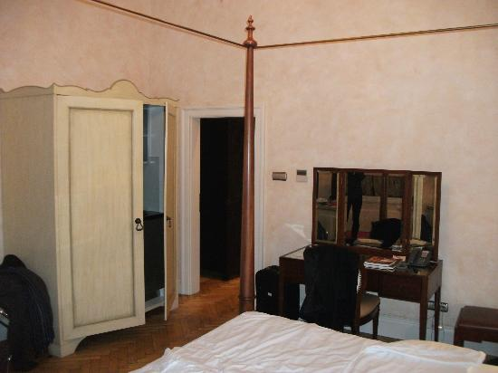 Pachtuv Palace: Bedroom