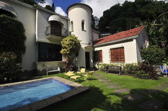 Casa Beleza: The main house
