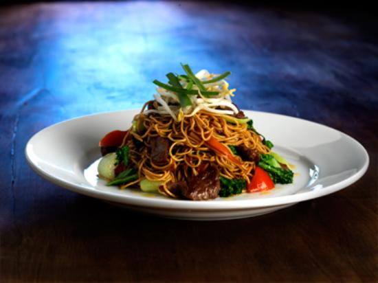 Rockford Restaurant: Mongolian Beef Noodles