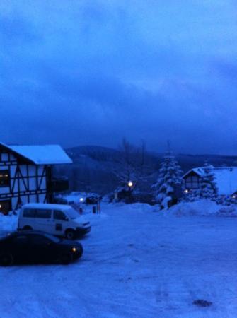 Dorint Hotel & Sportresort: Blick ins Sauerland