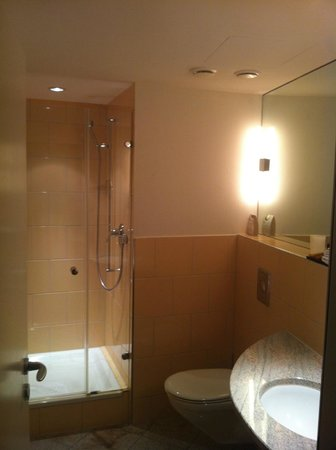 Hotel du Theatre by Fassbind: Bathroom