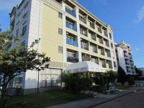 Residencial Lexus Beira Mar: Entrada a Hotel