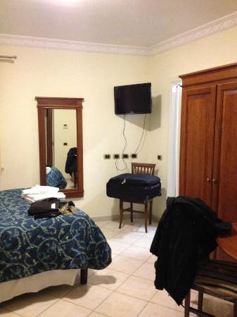 Hotel De Monti: Room 35