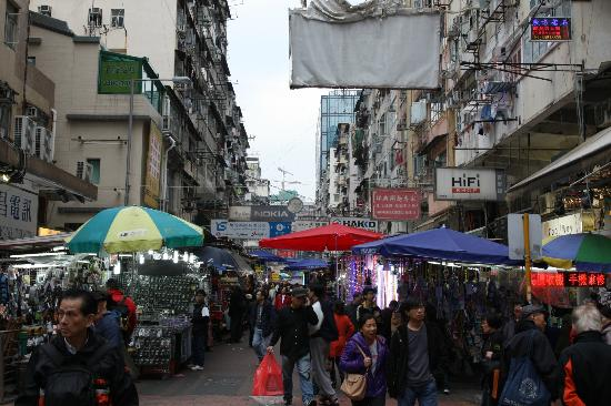 Ap liu Street Market