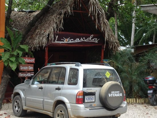 Locanda Samara: Ingresso bar/ristorante