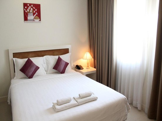 Bizu Boutique Hotel Phu My Hung: standard double