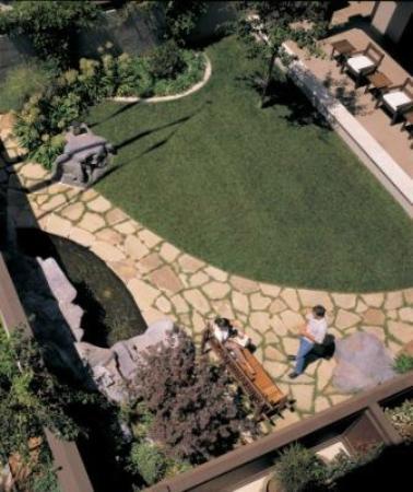 أمبروز هوتل: The Ambrose Courtyard