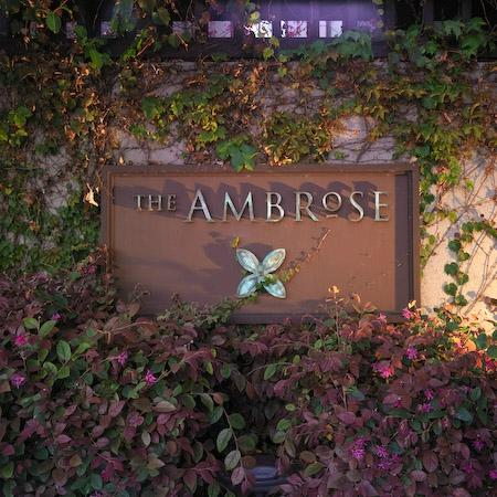 The Ambrose at night