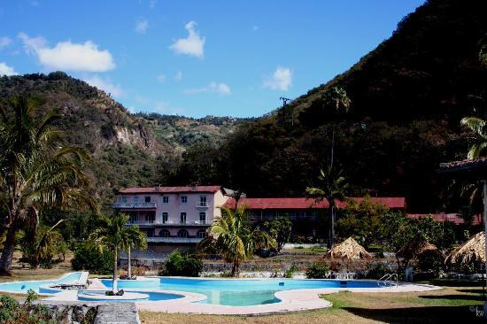 Tzanjuyu Bay Hotel: Hotel's View