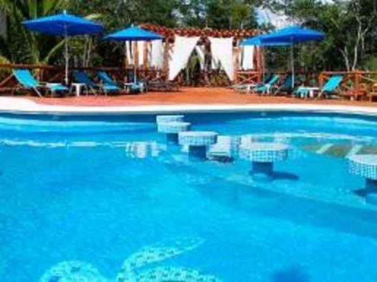 Hotel Real Mayab: Alberca