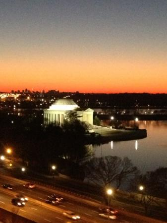 Mandarin Oriental, Washington D.C.: a view from the presidential suite