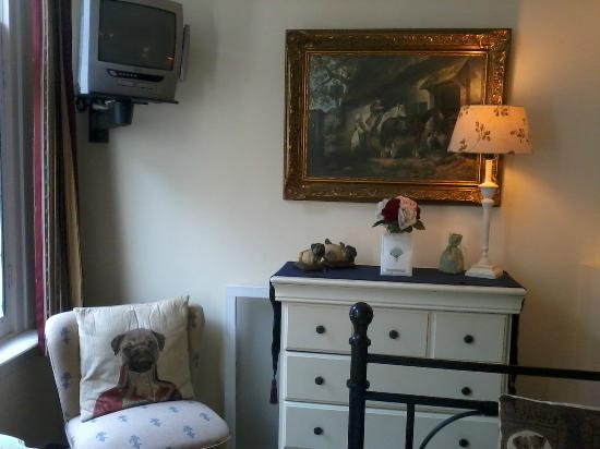 Boogaard's Bed and Breakfast: Pug room