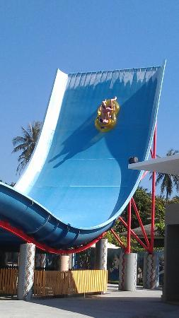 Splash Jungle Waterpark: How high can you go