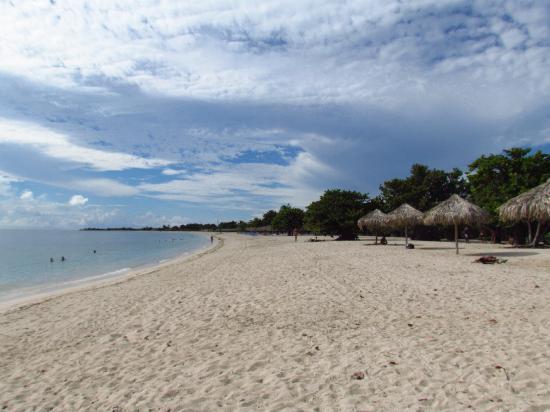 Ancon Beach: Playa Ancon (oct 2012)