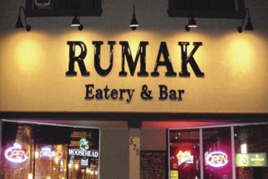 Rumak Eatery and Bar
