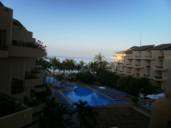 Friendly Vallarta All Inclusive Family Resort: Incredible ocean view from virtually every room on the property