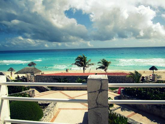 Solymar Cancun Beach Resort: vista al mar
