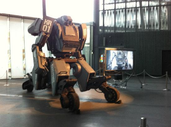 National Museum of Emerging Science and Innovation Miraikan : Robot