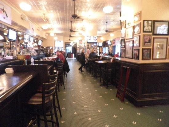 Carey S Steakhouse And Seafood Restaurant