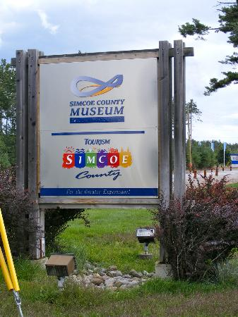 Minesing, Canadá: The Welcome Sign