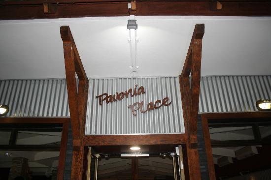 Pavonia Place: Entrance