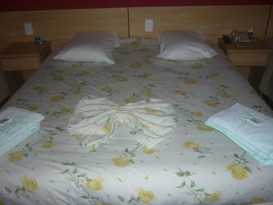 Hotel Vina Del Mar: Quarto