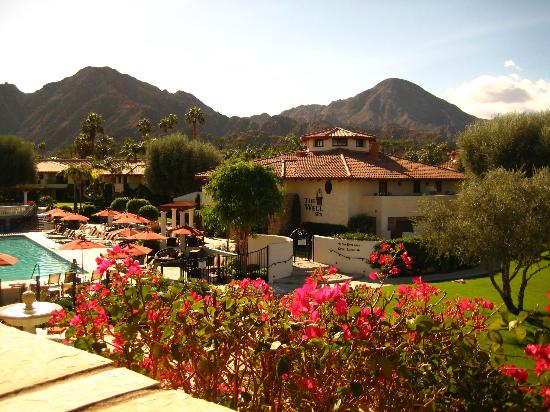 Miramonte Indian Wells Resort & Spa: Just like Tuscany