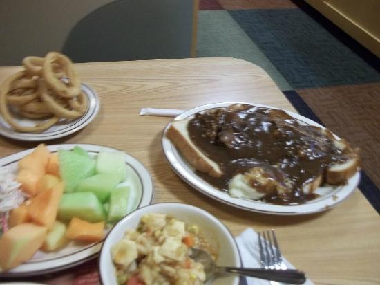 Frisch's Big Boy Restaurant : I Love This Meal