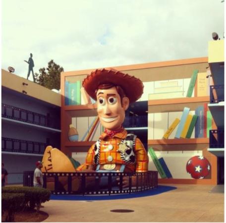 Disney's All-Star Movies Resort: Toy Story
