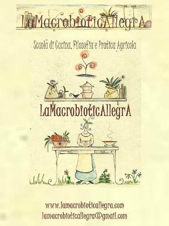 Ristorante Agrituristico Il Colibri: Locandina della nostra Associazione-Scuola di Cucina