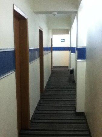 Hotel Roble: Piso 1