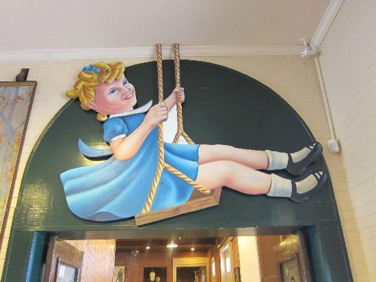 Pine Bluff/Jefferson County Historical Museum: Sunbeam Girl