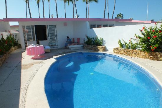 Las Brisas Acapulco: Casita with private pool