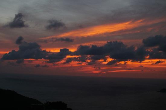 Las Brisas Acapulco: Acapulco sunset