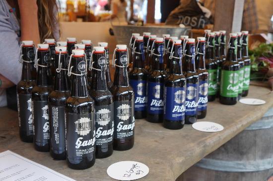 Matakana Village: Matakama beer