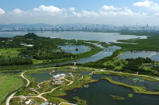 香港湿地公园