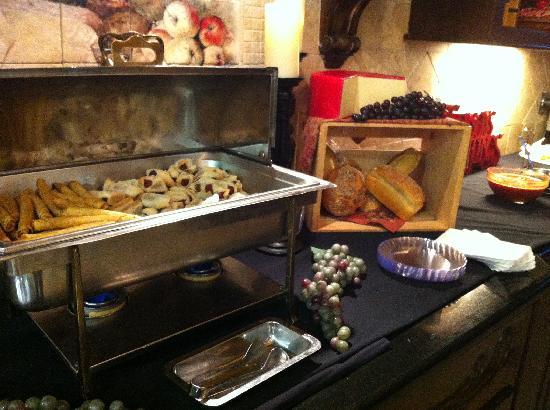 Comfort Suites Alamo/Riverwalk: Evening reception