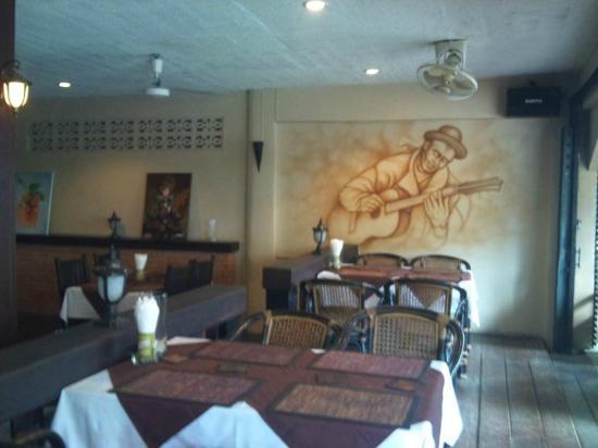 El Dorado: Restaurant