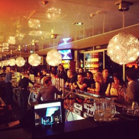 Cruise: main bar