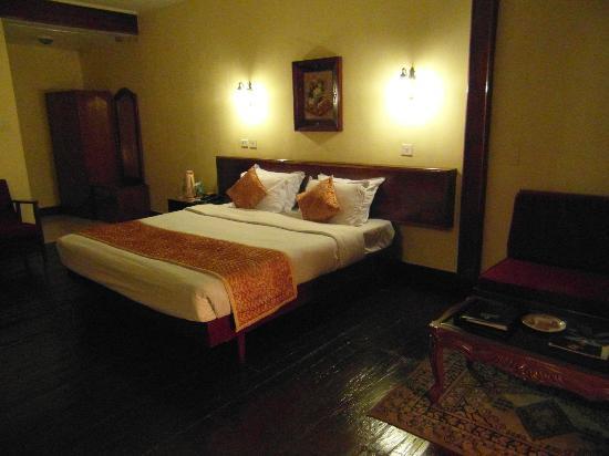 Central Heritage Resort and Spa, Darjeeling: Our lovely room at Fortune Central