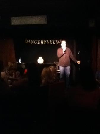 Dangerfield's: 出し物。